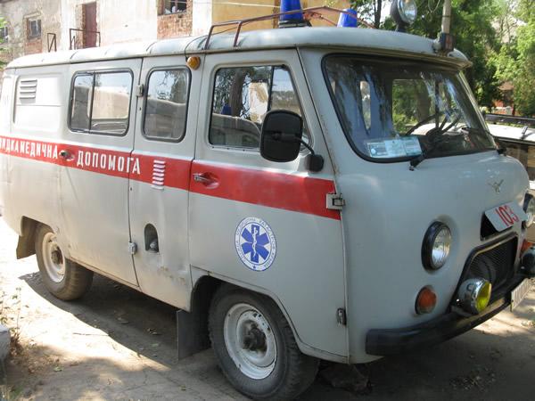 Машина крымской 03