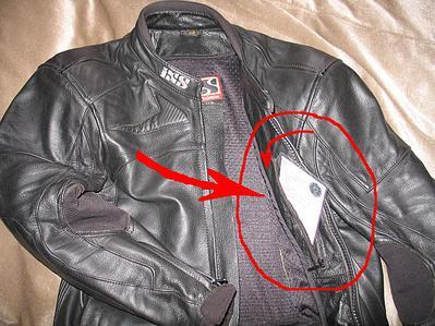 где искать документы у мотоциклиста