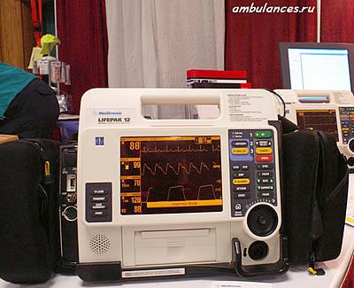 Монитор-дефибрилятор