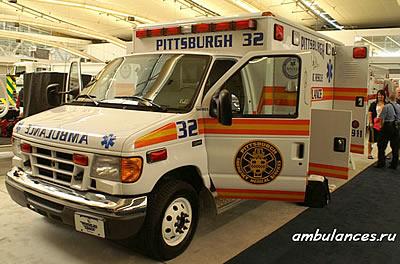 США Скорая помощь Тип 3  (USA Typ 3 ambulance)